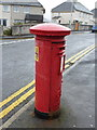 HU4640 : Lerwick: postbox № ZE1 63, Cairnfield Road by Chris Downer