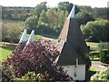 TR0555 : Stone Stile Oast, Selling, Kent by Oast House Archive