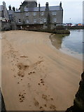 HU4741 : Lerwick: Bains Beach by Chris Downer