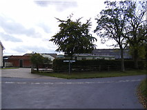 TM3072 : Cratfield Lane, Banyard's Green by Adrian Cable