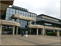 TQ1977 : The National Archives, Kew by Eirian Evans