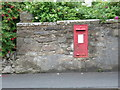 HU4741 : Lerwick: postbox № ZE1 52, Scalloway Road by Chris Downer