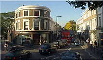TQ2580 : Pembridge Road, Notting Hill by Derek Harper