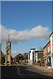 SP2871 : Clock tower in Kenilworth by SMJ