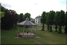 TR1457 : Bandstand, Dane John by N Chadwick