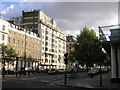 TQ2882 : Portland Place, north end by Christopher Hilton
