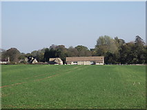 SP2604 : Butlers Court Farm by andrew auger