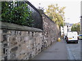 NT2673 : A section of the Flodden Wall, Drummond Street by Jim Barton