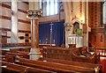 TQ2778 : St Simon Zelotes, Milner Street, London SW3 - Interior by John Salmon