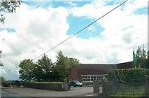 N6476 : Ballinlough Primary School by Eric Jones