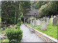 SX8851 : Cemetery, Kingswear by Tom Jolliffe