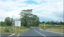 N7377 : The R164 north of the intersection with the N52 by Eric Jones