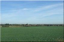 SK7474 : Farmland south of Askham by JThomas