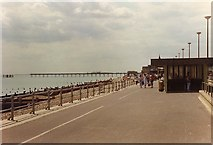SZ9398 : Bognor Regis - Beach, Pier and Promenade by Barry Shimmon