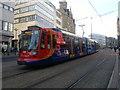 SK3587 : Stagecoach Supertram in Sheffield by Steven Haslington