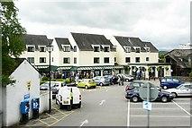 SD4097 : Quarry Rigg Shopping Centre by Rose and Trev Clough