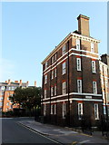 TQ2978 : Middleton House, Causton Street, Pimlico by PAUL FARMER