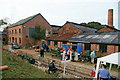 SU5009 : Bursledon Brickworks Industrial Museum by Chris Allen