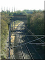 SK6331 : The old Nottingham - Melton railway line by Alan Murray-Rust