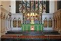 TQ2978 : St Saviour, St George's Square, Pimlico - Sanctuary by John Salmon