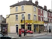 TQ2282 : Harrow Road / Letchford Gardens, NW10 by Mike Quinn