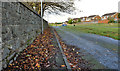 J5074 : The old Movilla Road, Newtownards by Albert Bridge