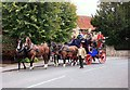 SU5794 : Coach & Horses, Dorchester by Des Blenkinsopp