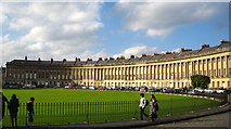 ST7465 : Royal Crescent by Chris Holifield