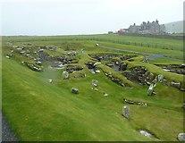 HU3909 : Jarlshof - Bronze and Iron Age sites by Rob Farrow