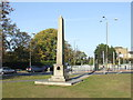 TQ4377 : Obelisk, Woolwich Common by Malc McDonald