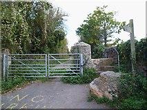 SX9056 : Orange Way in Devon and Torbay (9) by Shazz
