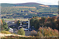 NJ2749 : Glenrothes Distillery by Anne Burgess