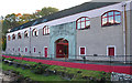 NJ2749 : Still House at Glenrothes Distillery by Anne Burgess