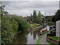 SJ5680 : The Bridgewater Canal at Preston Brook, Cheshire by Roger  Kidd
