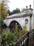TQ2077 : Palladian Bridge, Chiswick House Gardens by Stefan Czapski