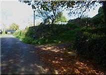SX8261 : Orange Way in Devon and Torbay (59) by Shazz