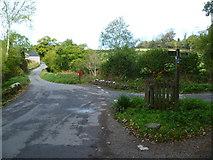 SX8462 : Orange Way in Devon and Torbay (67) by Shazz