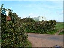 SX8564 : Orange Way in Devon and Torbay (74) by Shazz