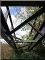 TQ3277 : Derelict bridge, Burgess Park by Derek Harper