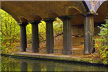 TQ2783 : Macclesfield Bridge, Regent's Canal by Julian Osley