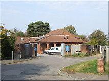 TQ3355 : Douglas Brunton Centre, Caterham-on-the-Hill by Malc McDonald