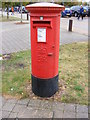 TM2849 : Sutton Hoo Postbox by Adrian Cable