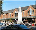 SJ8491 : Didsbury Clock Tower by Gerald England