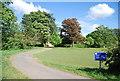 TQ1428 : Christ's Hospital School grounds by N Chadwick