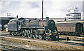 TQ2775 : Clapham Junction (Windsor Lines), with BR Standard 4-6-0 by Ben Brooksbank