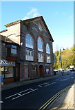 SS9992 : Former town hall, Tonypandy by Jaggery