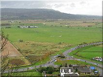 NS7894 : Farmland at Falleninch by M J Richardson