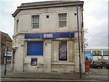SJ9398 : Royal Bank of Scotland, Ashton under Lyne by Gerald England
