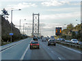 NT1280 : Forth Road Bridge by David Dixon