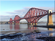 NT1378 : The Forth Bridge by David Dixon